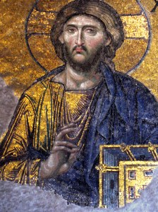 Christ Ruler of all, Byzantine