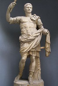Domitianus, a persecutor of Christians