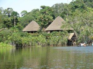 Sani Lodge in Kichwa Territory