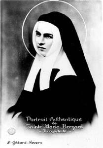 St. Bernadette. The cult of virginity