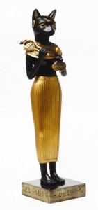 The Goddess Bastet