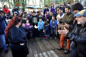 """Israel Galvan with """"Gypsies"""""""