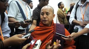 Burmese Monk Wirathu