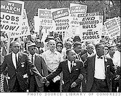 Luther King march: Jesus' truth is a public truth