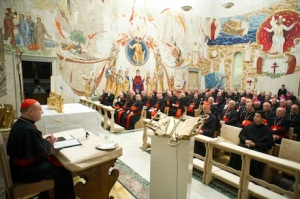 The Catholic Curia: all men, all priests. All wrong?