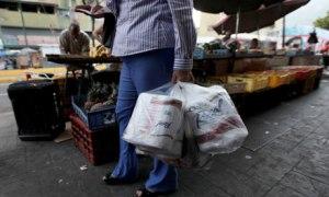 caught short in Venezuela