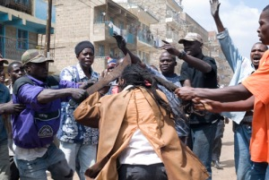 Kenyan Mafia killing