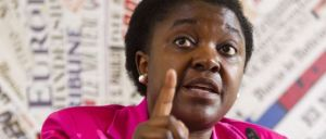 Cecile Kyenge, minister for integration, insulted by racist bully