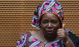 Nkoszana Dlamini-Zuma