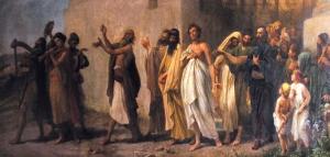 Saul among the prophets