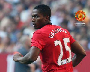 Antonio Valencia Man U