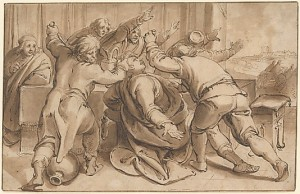 the killing of Amnon