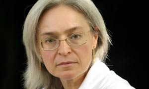 Who killed Anna Politkovskaya?