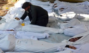 children killed in Syrian massacre