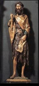 Donatello: John Baptist