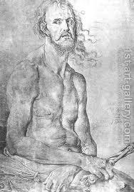Durer: Man of Sorrows