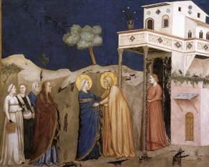 Giotto visitation