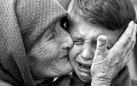 """The kindness of God: """"He will wipe away every tear."""""""