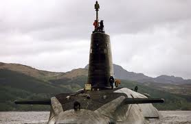 UK nuclear subs- vestiges of imperialism?