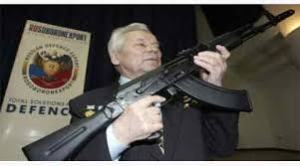 Kalashnikov repented his invention of the AK47