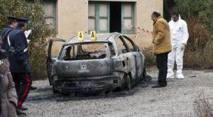 Mafia murder in Calabria this week
