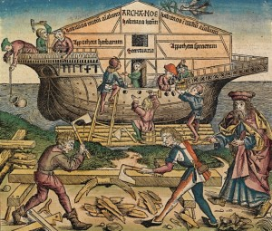 17th cent Noah's Ark