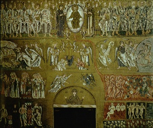 Last Judgement, Torcello, venice