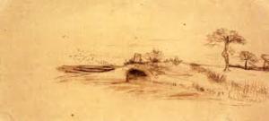 Machpelah by Van Gogh