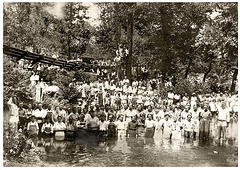 mass baptism in Arizona