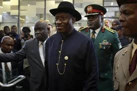 Jonathan Goodluck -President