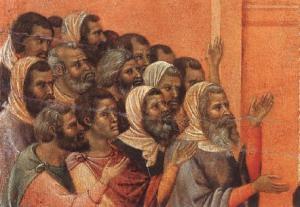 Pharisees - Duccio