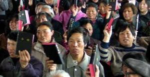 Chinese House Church-not many wise, not many powerful....