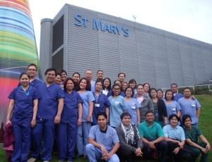 Medical missionaries: Filipino nurses in UK