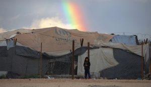 Still the children wait-Zaatan Refugee Camp
