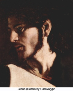 The rigorous Jesus (Caravaggio)