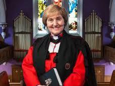 Rev Lorna Hood, Moderator of the Church of Scotland