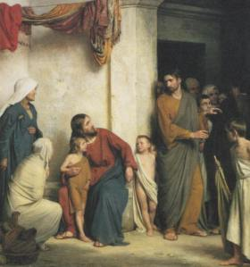 jesus-and-the-little-children