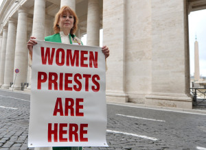 VATICAN-RELIGION-POPE-WOMEN-US