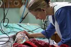 Medicins Sans Frontieres in Gaza