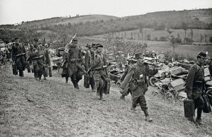French troops atthe Marne