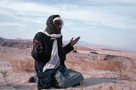 bedouin prayer