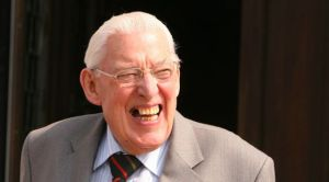 Rev. Ian Paisley dies