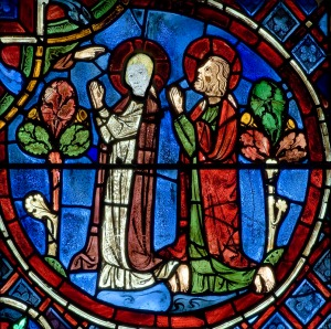 Chartres Cathedral: Simon and Jude