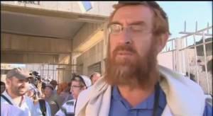 Jehuda Glick, ultranationalist Rabbi