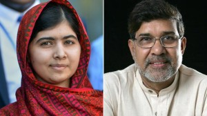 Malala has fought for the education of girls and Satyarthi against child labour
