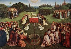 Jan Van Eyck: Adoration of the lamb