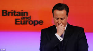 Cameron moves towards UKIP