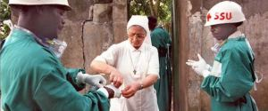 nuns on shoestring budget maintain education in face of Ebola