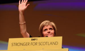 Nicola Sturgeon, Scottish First Minister