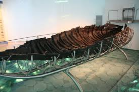 Galilean boat from time of Jesus